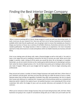 Whitespace Hospitality - Creative Interior Designers