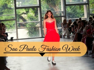 Sao Paulo Fashion Week 2019