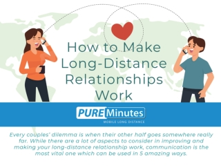 How to Make Long-Distance Relationships Work