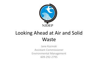 Looking Ahead at Air and Solid Waste