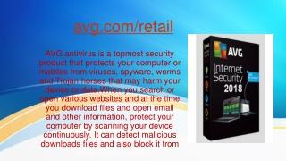 www.avg.com/activation