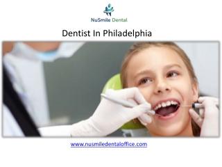 Dentist In Philadelphia - Nusmiledentaloffice
