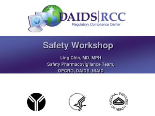 Safety Workshop