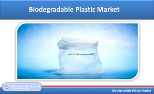 Biodegradable Plastic Market & Volume by Forecast 2019-2026