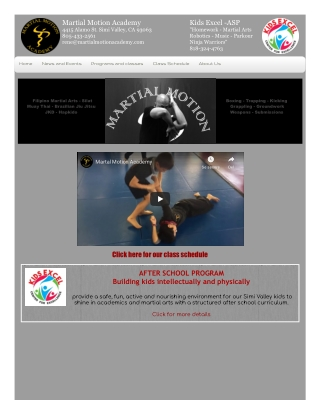 Best Brazilian Jiu-Jitsu Filipino Martial Arts training at Martial Motion Academy