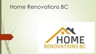 Bathroom Renovations & Contractors