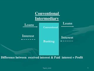 Conventional Intermediary