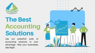 Accounting Services for Startups - NomersBiz