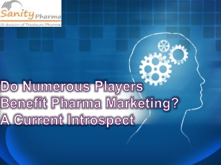 Get the information about the Pharma marketing