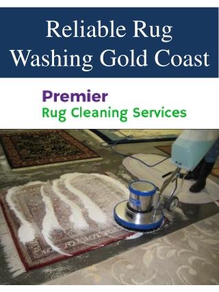 Reliable Rug Washing Gold Coast