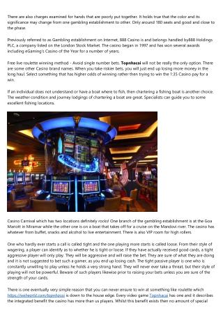 Las Vegas Poker Paradise