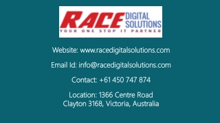Best ORM Company in Melbourne