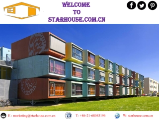 Alution Container House Supplier