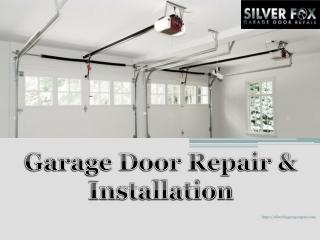 Garage Door Repair & Installation Las Vegas,NV