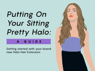 Halo Hair Extensions: A Beginner's Guide to Fabulous Hair