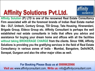 G.Corp The Icon @ 09999620966 @ G.Corp Residential Apartment
