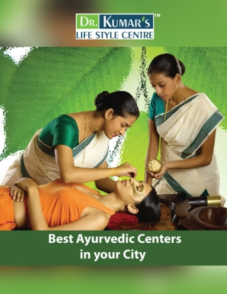 Best Ayurvedic Centers in Your City