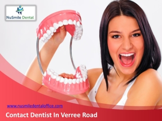 Contact Dentist In Verree Road