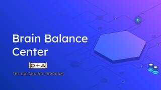 Balance Your Emotions | Brain Balance Center