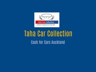Taha Car Collection Services