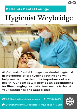 Hygienist Weybridge