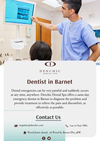 Dentist in Barnet