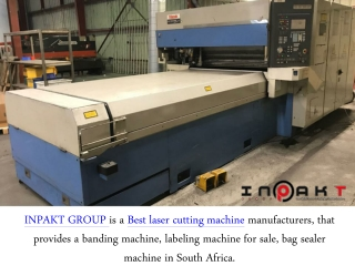 Different Types of Laser Cutting Machine Manufacturers