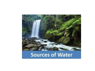 The Water Source