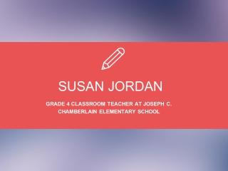 Susan Jordan - Graduated From Bridgewater State University