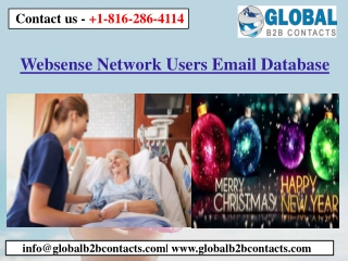 Websense Network Users Email Database