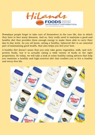 Islander Foods - HiLands Foods