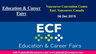 Education & Career Fairs