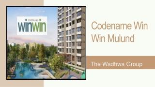 Codename Win Win Call 8130629360