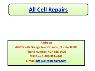 We Repair Smartphones, iPods, Tablets, Computers, Game Conso