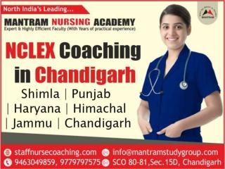 Best Nclex Coaching Academy in Chandigarh