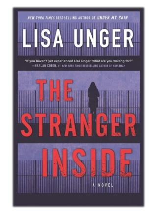 [PDF] Free Download The Stranger Inside By Lisa Unger