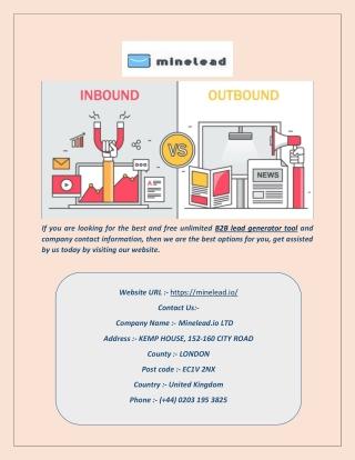 Outbound Marketing vs Inbound Marketing
