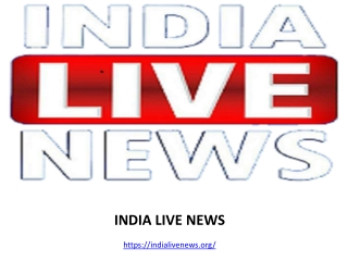 India Live News   Read the latest news