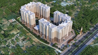 Prestige Finsbury Park Price at Hyde Tower Bagalur Road
