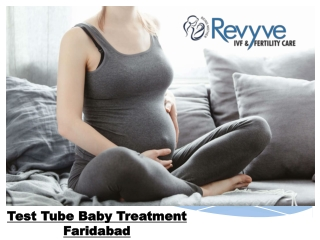 Test Tube Baby Treatment Faridabad