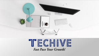 A complete Presentation on Techive- Fast Pace your Growth