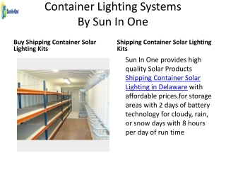 Solar Powered Security Camera System