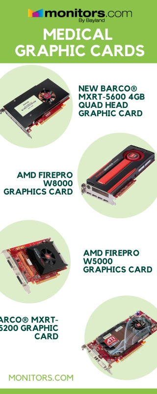 Medical Graphic Cards