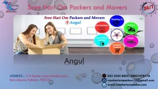 Sree Hari Om Packers and Movers Angul