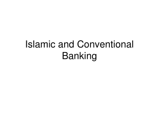 THEORY AND PRACTICES OF ISLAMIC MODES OF FINANCING