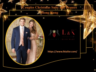 Bespoke Tailors for Christmas Suits for Men | Big and Tall Christmas Suits