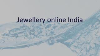 Jewellery online India