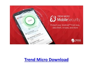 Trend Micro Download