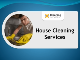 Professional House Cleaning Services in London