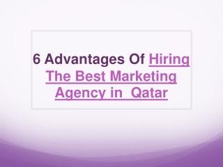 Modern marketing services in qatar